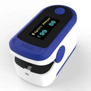 Oxímetro Digital de Dedo Pulso Mod AD805 - Aiqura