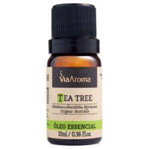 Óleo Essencial Tea Tree 10ml - Via Aroma