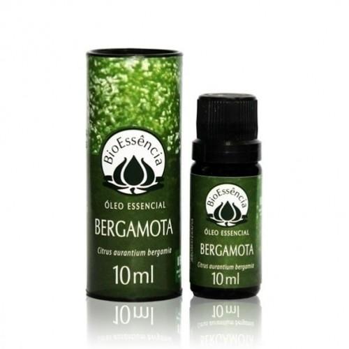 Óleo Essencial Bergamota 10ml - Bio Essência