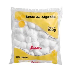 Bolas de Algodão 100g - Sussex