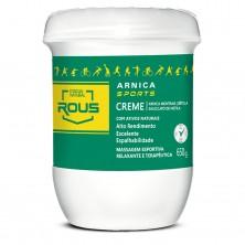 Creme de Arnica com Ativos Naturais 650g - D'Agua Natural