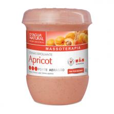 Creme Esfoliante Apricot 650g - D'Agua Natural