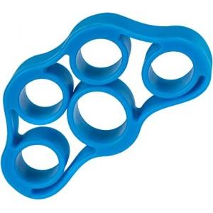 Extensor Elástico para Fortalecimento dos Dedos Azul - LiveUp