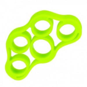 Extensor Elástico para Fortalecimento dos Dedos Verde - LiveUp
