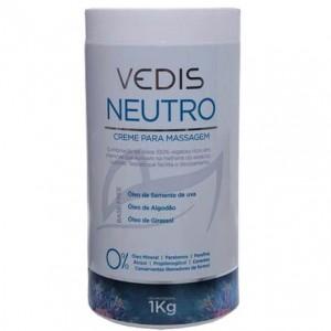 Creme de Massagem Neutro 1kg - Vedis