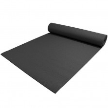 Tapete de Yoga Preto 60cmx1,66m
