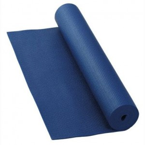 Tapete de Yoga Azul 60cmx1,66m