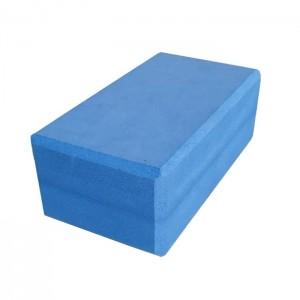 Bloco de Yoga Azul