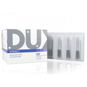 Agulhas para Acupuntura 0,25x15mm - Dux